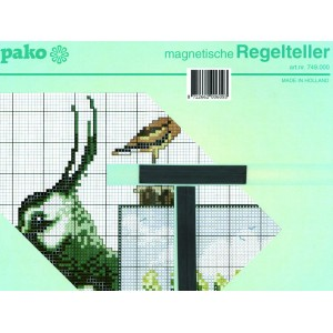 PAKO Магнитная подставка для схемы с линейкой  749.000