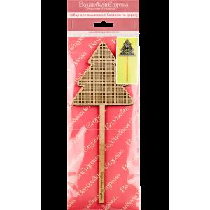 Набор для вышивания бисером по дереву FLK-134