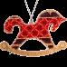 Набор для вышивания бисером по дереву FLK-154