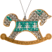 Набор для вышивания бисером по дереву FLK-156