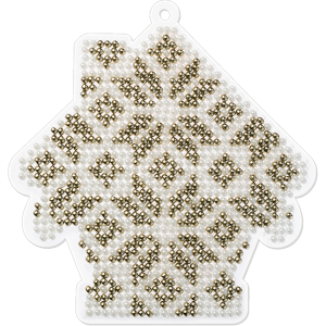 Набор для вышивания бисером на пластиковой основе FLPL-008