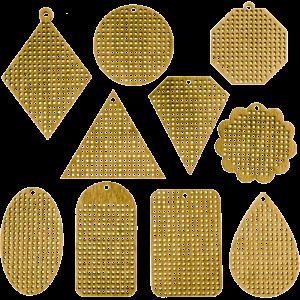 Набор заготовок для вышивания по дереву FLSW-004