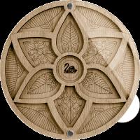 Органайзер для бисера с крышкой FLZB-021