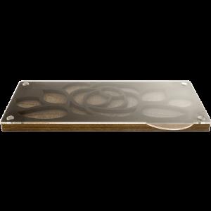 Органайзер для бисера с крышкой FLZB-040