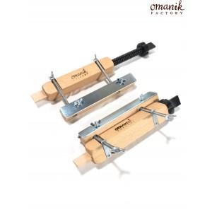 Вертикальные части «Quantum» H20-SS с боковыми натяжителями